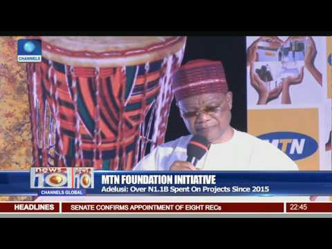 MTN Foundation Initiative: Nominators Of Projects Honoured In Lagos