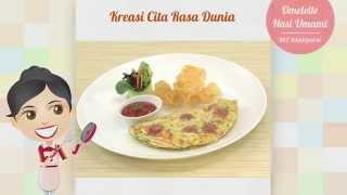 Dapur Umami - Omelette Nasi Umami