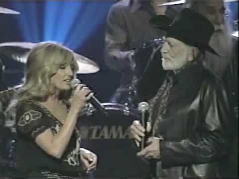 Willie Nelson / Lee Ann Womack    Mendocino County Line