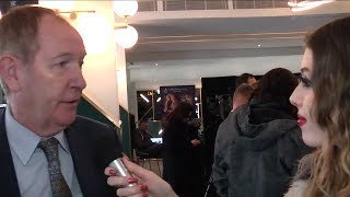 EXCLUSIVE Interview: Kevin Barron MP | Into Film Awards  (The Fan Carpet)