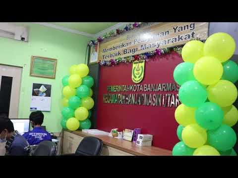 E-LOK  (E-Layanan Online Kecamatan Banjarmasin Utara)