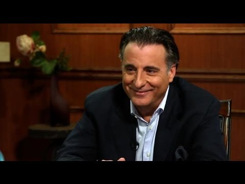 Andy Garcia Discusses Rob the Mob & GodFather IV??