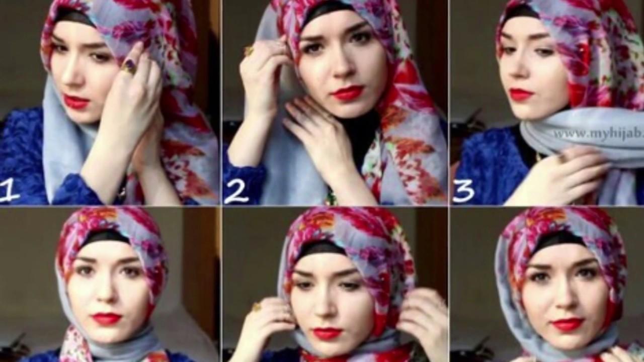Simple School Hijab Styles Youtube