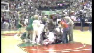 1986 Anderson Basketball Sectional | Anderson 51, Pendleton Heights 49 | Final Shot