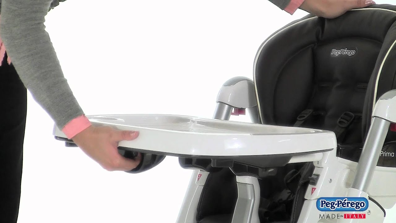 2011 High Chair Peg Perego Prima Pappa Best ficial Video