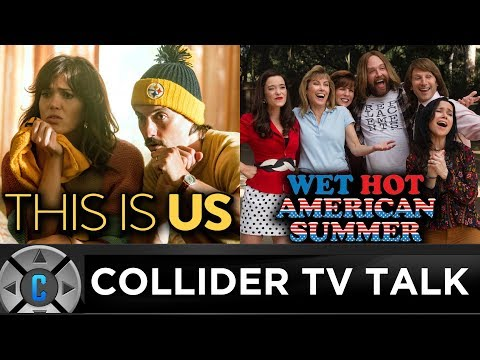 Stallone In This Is Us, Wet Hot American Summer 10 Years Later - Collider TV Talk