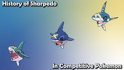 How GOOD was Sharpedo ACTUALLY? - History of Sharpedo in Competitive Pokemon (Gens 3-7)