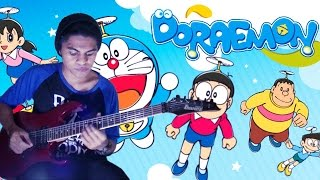 Ost Opening Doraemon Versi Indonesia Guitar Cover By Mr. JOM