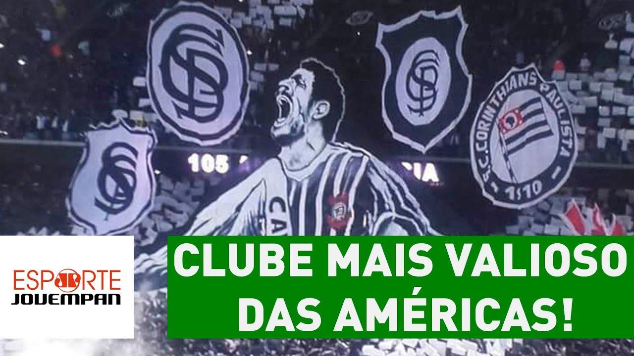 Forbes elege CORINTHIANS o clube mais valioso das Américas! - YouTube 95d876c6b6fd8