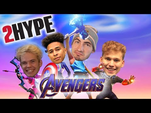 2HYPE Avengers SQUADS w/ JESSER, LSK, and MOOCHIE