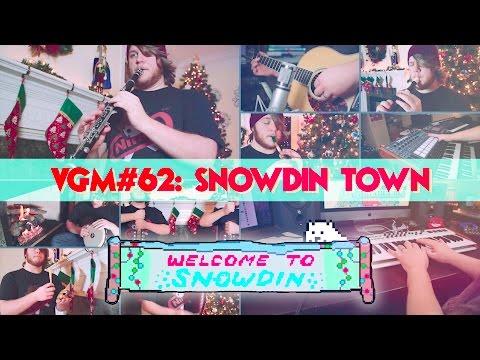 VGM #62: Snowdin Town (Undertale) Ft. ThunderScott