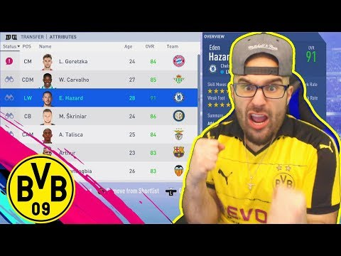 YES! WE SIGNED OUR BEST PLAYER THIS YEAR?! FIFA 19 Career Mode DORTMUND thumbnail