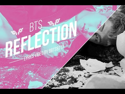 BTS (Rap Monster) - Reflection Lyrics [ENG/KOR]