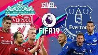 FIFA 19 - ลิเวอร์พูล VS เอฟเวอร์ตัน - พรีเมียร์ลีกอังกฤษ[นัดที่14]