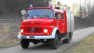 TLF-A Feuerwehr Hirtenberg