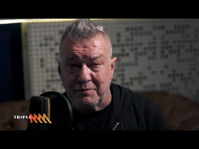 Jimmy Barnes on writing 'Around In Circles' off the new album Flesh and Blood | Triple M
