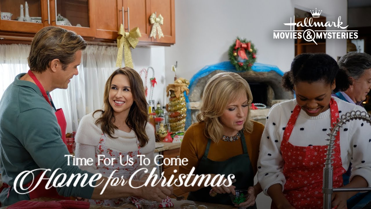 Download On Location - Time for Us to Come Home for Christmas - Hallmark Movies & Christmas