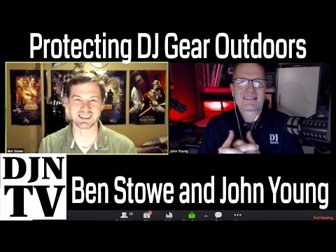 Protecting Your DJ Gear From Sun Heat and Humidity | Tuesday Night With Ben Stowe | #DJNTV