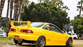 Corn fed Mugen 300+ HP K20 ITB Integra Type R street runs