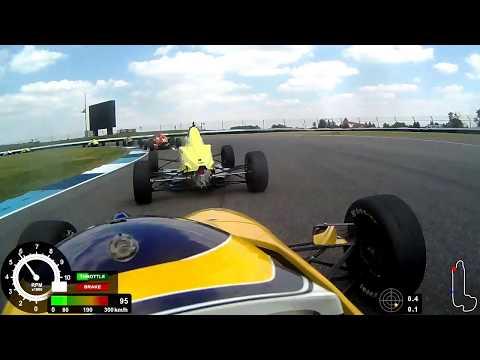 F1600 Open Wheel World Challenge Race 2 @ Indianapolis Motor Speedway June 11 2017