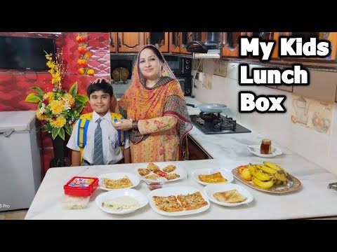 My Kids Lunch Box Recipes -Quick Lunchbox -Cooking With Shabana