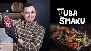 UMAMI: wołowina po tajsku na sałacie   TUBA SMAKU