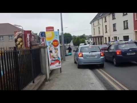 Garda Regional Support Unit (RSU) Armed Takedown in Tipperary