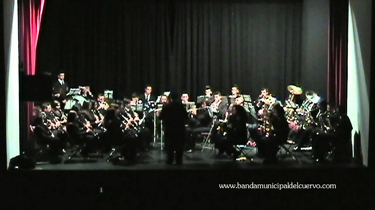 La concha flamenca perfecto artola banda municipal de - El tiempo el cuervo de sevilla ...