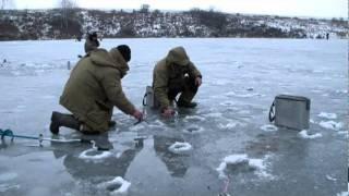 О зимней рыбалке на карпа. Тонкости. Секреты.(Отчеты о рыбалке на http://Sadok.ru - о рыбалке и рыбаках, отчеты, новости с водоемов., 2012-01-11T00:13:14.000Z)