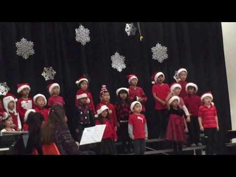 Kora's Kindergarten 2016 Holiday Recital - Mission Hill Middle School