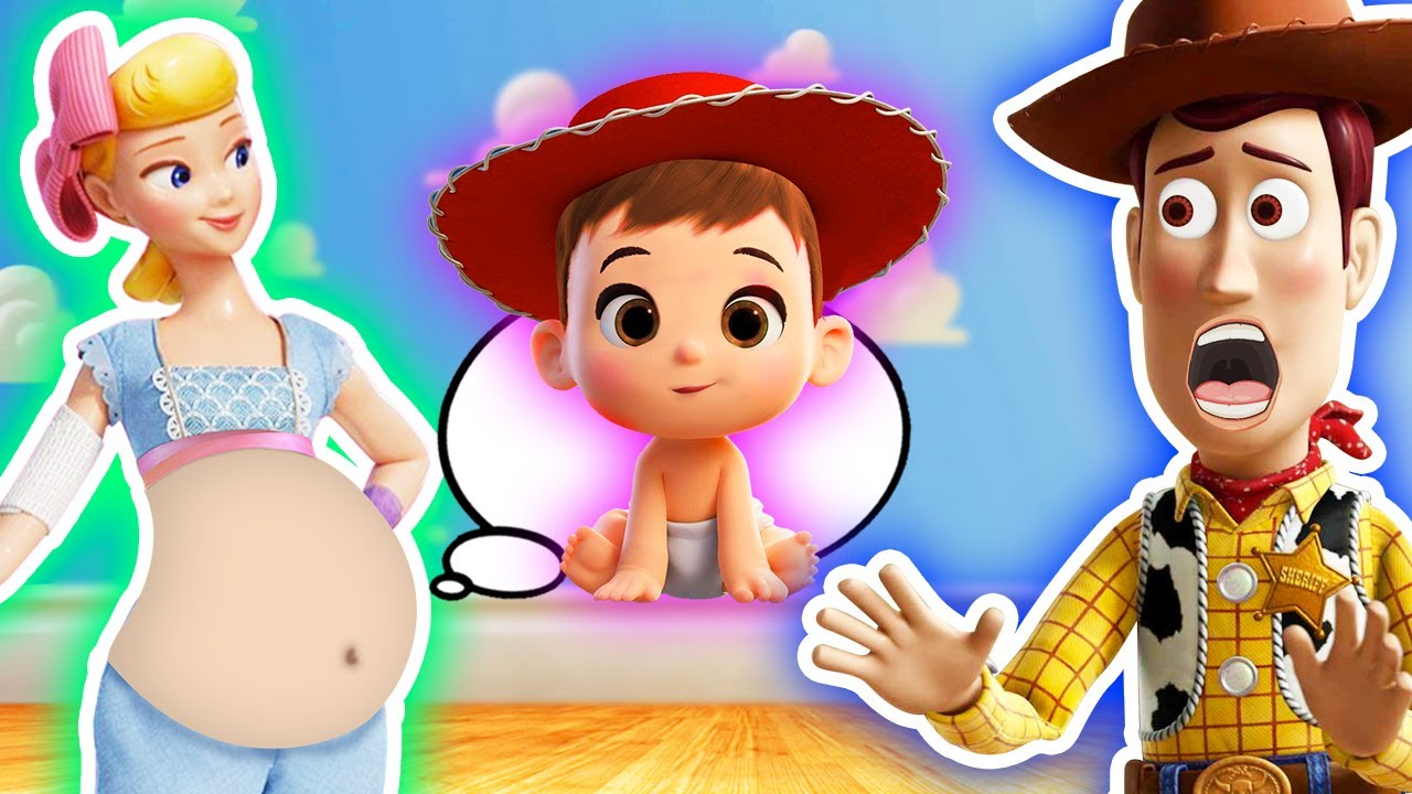 WOODY no quiere ser PAPÁ! 😯 Toy Story Disney - Juguetes Fantásticos