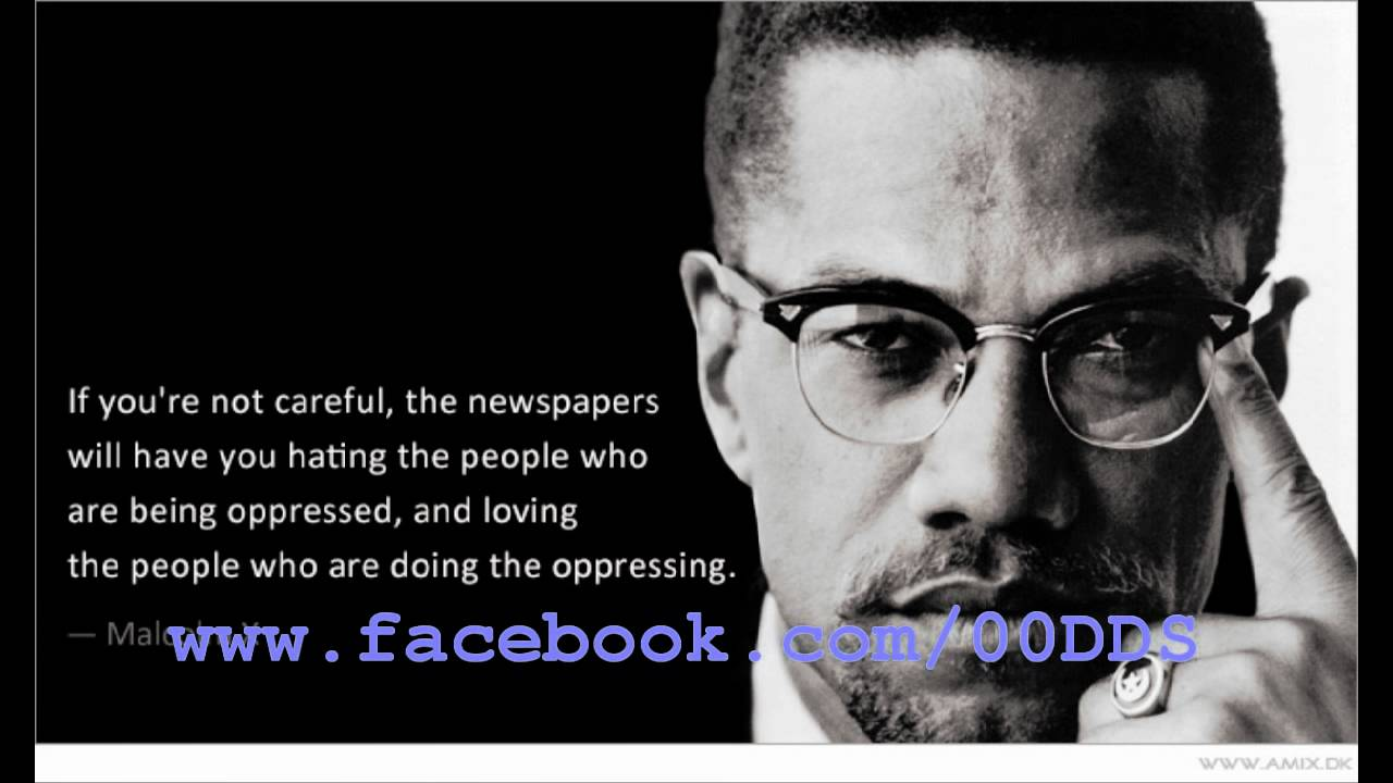 Malcolm X Famous Quotes