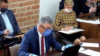 XVIII nadzwyczajna sesja Rady Miasta Działdowo (28.05.2020 r.)