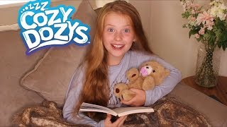 Little Live Cosy Dozy - Cubbles the Bear and Honey's Bedtime Routine