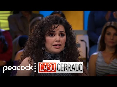 Mi Hija Me Metió Preso Y Yo Inocente 👧👌👈  | Caso Cerrado | Telemundo