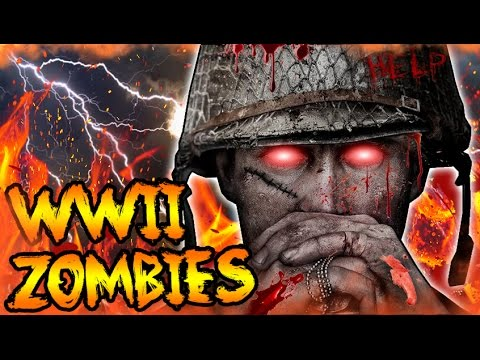WW2 ZOMBIES STORYLINE! SECRET DER RIESE STORY LINKS!? Call of Duty World War 2 Zombies Easter Egg