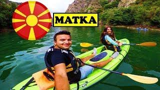 MATKA KANYONU | Üsküp Market Fiyatları | MAKEDONYA | Balkan Turu #5