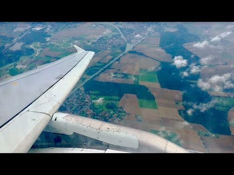 ENGINE ROAR takeoff from Hanover Airport | Aegean Airlines Airbus A320-232 SX-DGX