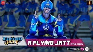 A Flying Jatt Title Track  Tiger Shroff & Jacqueline Fernandez  Sachin Jigar  Mansheel Raftaar