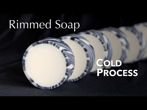 Homemade Soap - Rimmed Soap - Great Cakes Challenge