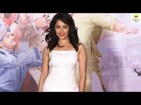 Nushrat Bharucha Mesmerising in White Dress at Dream Girl Movie Trailer Launch Mp3
