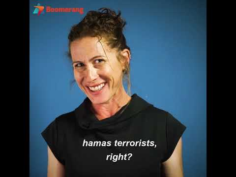 Linda Sarsours Lies are revealed in Gaza Conflict