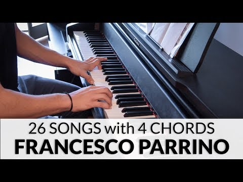 4 Chords 3 Songs Piano Hacker 216 Youtube