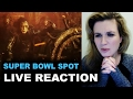 Pirates of the Caribbean 5 Super Bowl Trailer REACTION