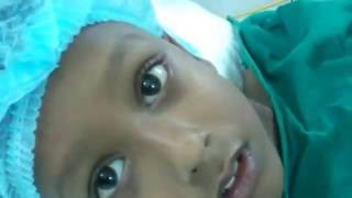 Snoring And Sleep Apnea In Children Due to Large Adenoid : Dr.K.O.Paulose FRCS