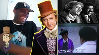 "R.I.P. GENE WILDER! Willy Wonka ""Pure Imagination"" & Silver Streak - Bathroom Scene REACTIONS!!!"