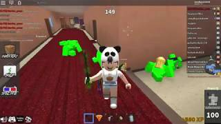 ROBLOX Today I'm Lucky (Murder Mystery 2)