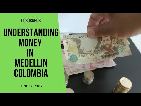 Colombian Money - Colombian Money Currency