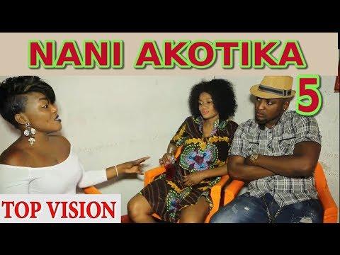 NANI AKOTIKA Ep 5 Theatre Congolais Buyibuyi,Makambo,Coquette,Barcelon,Faché