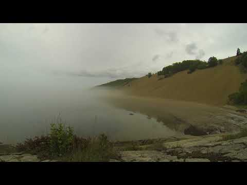 Phonography : Dune of Tadoussac, Quebec (48.157381, -69.662715)